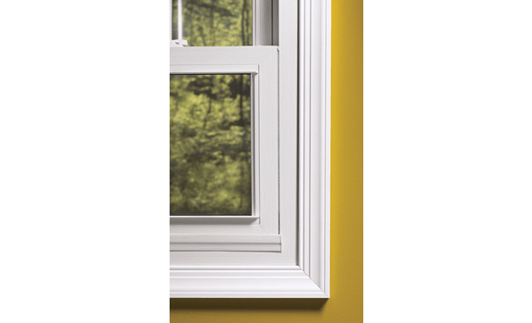 White Woodgrain - Interior