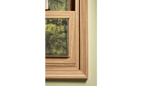 Light Oak Woodgrain - Interior