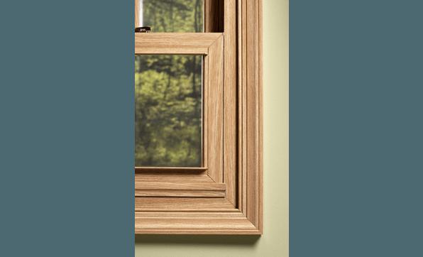 Light Oak Woodgrain - Interior