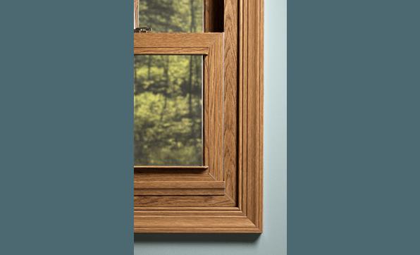 Dark Oak Woodgrain - Interior