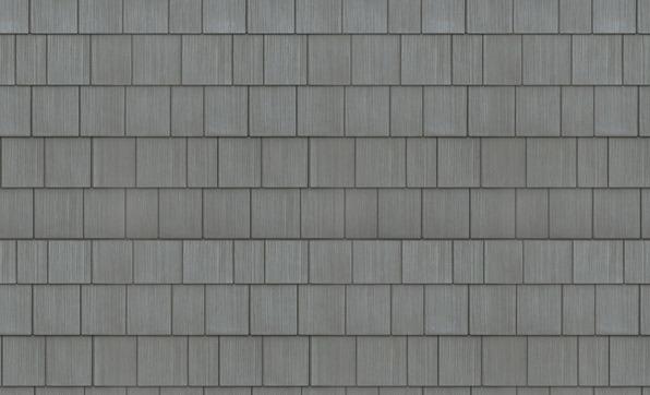 Charcoal Gray Shakes