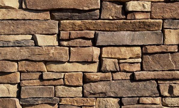 Mountain Ledge Panels - Russet