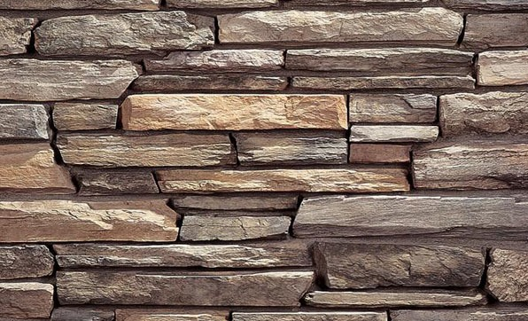 Rustic Ledge - Cascade