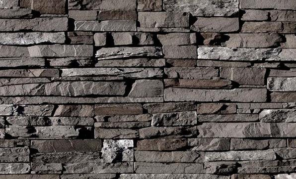 Stacked Stone - Dark Rundle