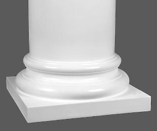 Attic Base Column