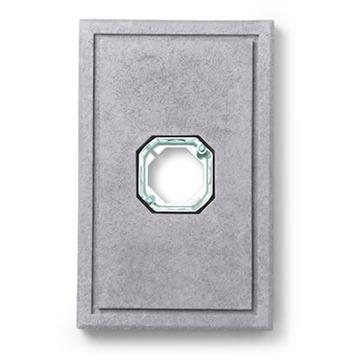 Gray Light Fixture Stone