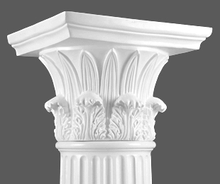 Temple of the Windows Capital Column