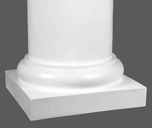 Tuscan Base Column