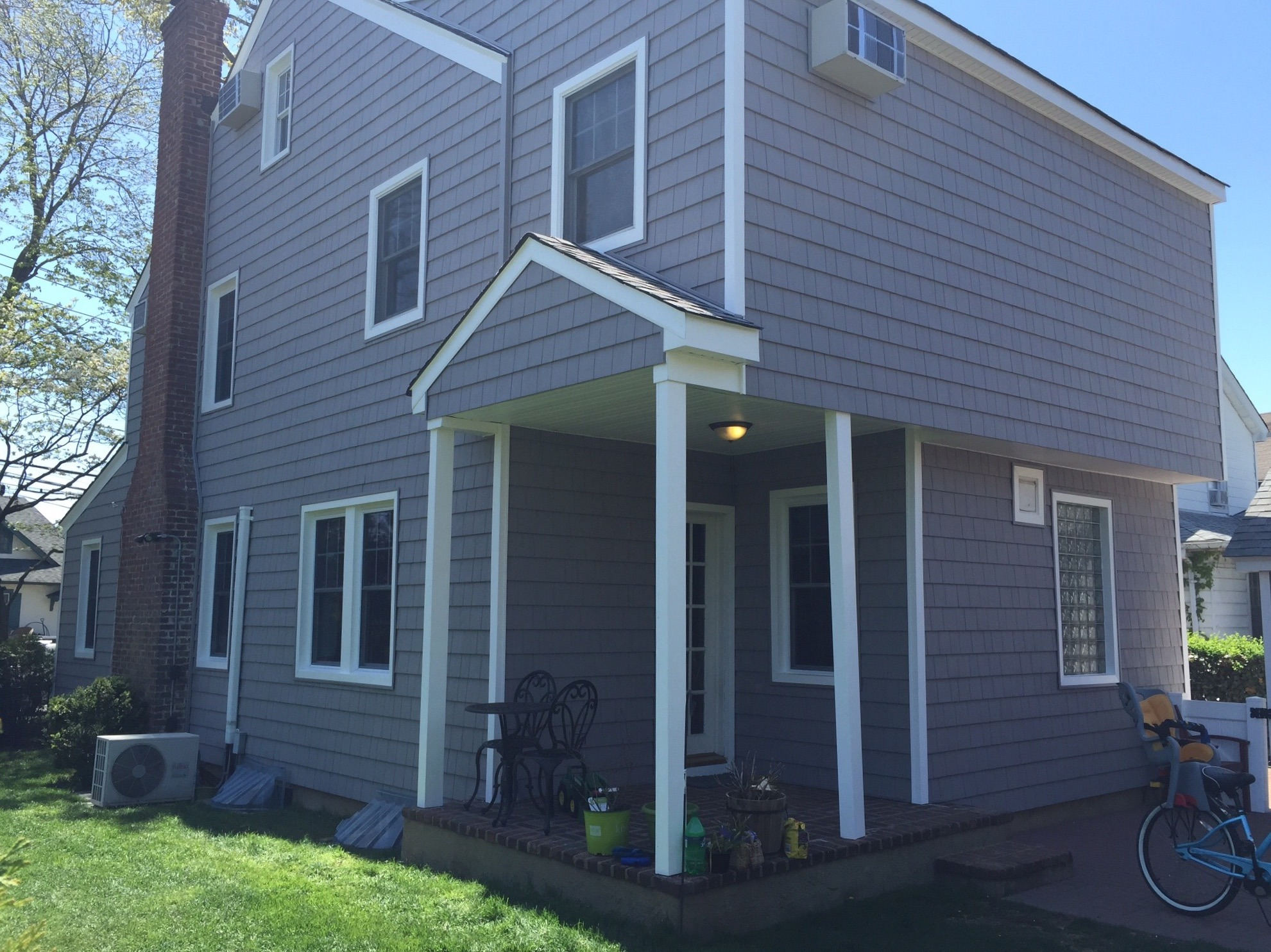 Granite Gray Siding Alpha Granite Gray Vinyl Siding