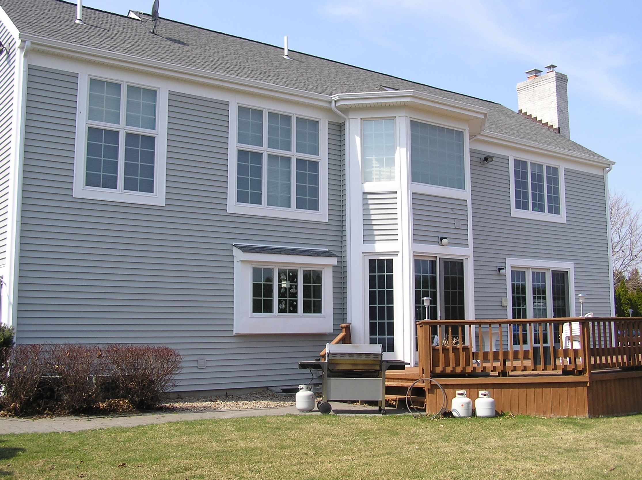 Platinum Gray Siding Alpha Platinum Gray Vinyl Siding