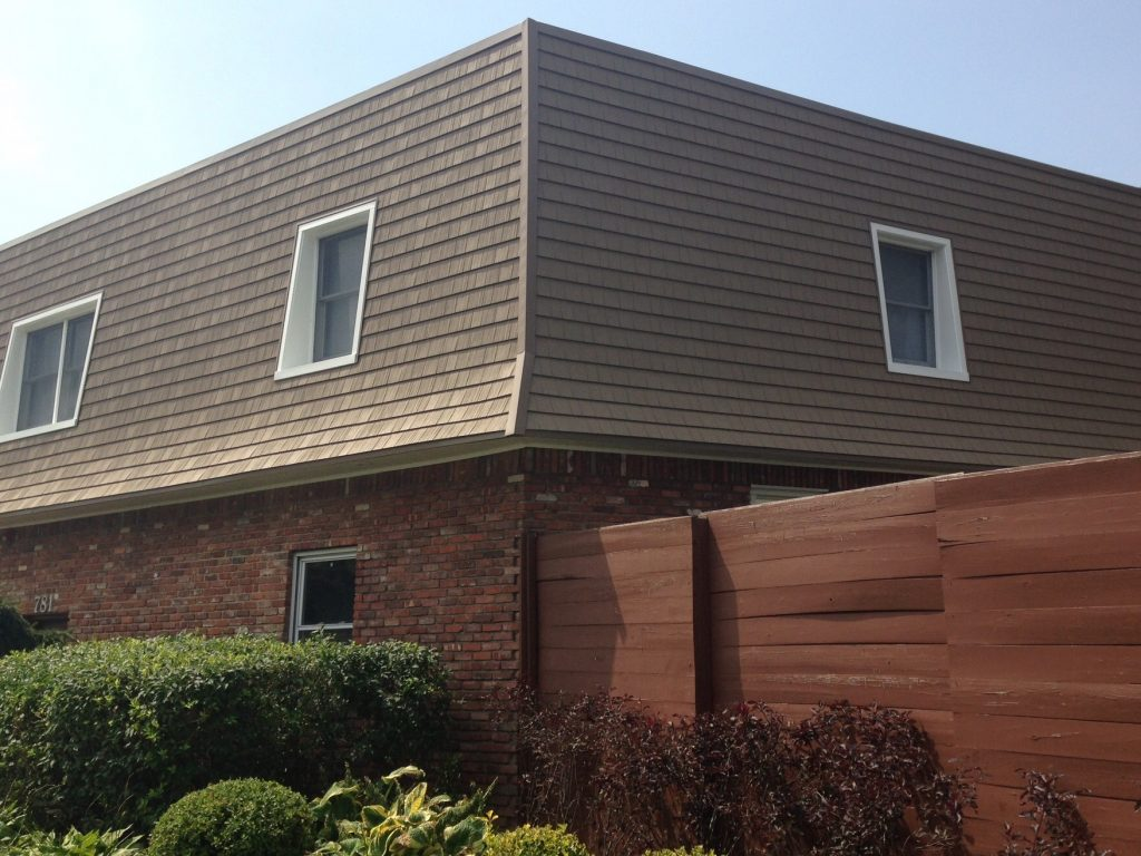 Siding Dix Hills Project with Canyon Drift
